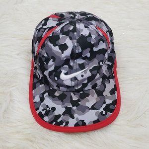 Nike Just Do It Dri fit Camo Hat